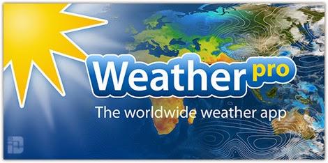 WeatherPro Premium V4.1 Apk