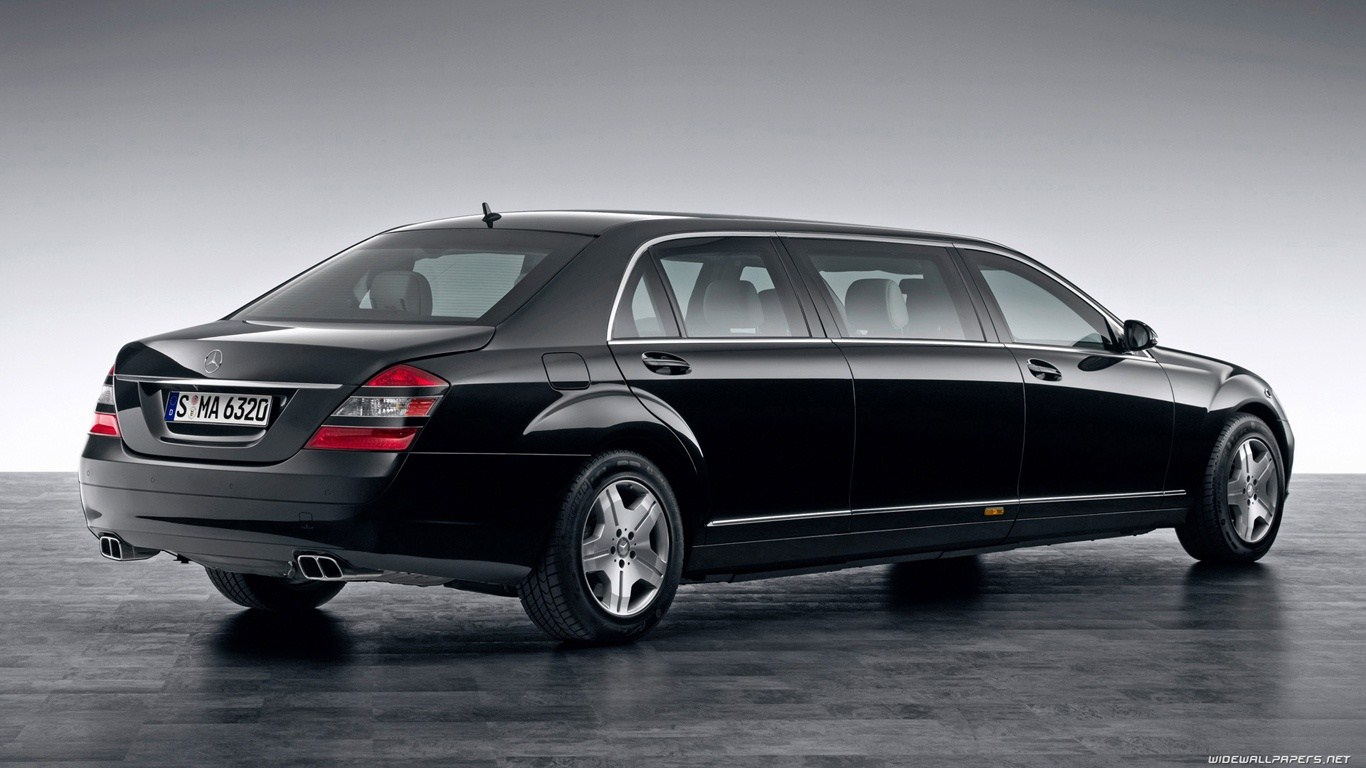 2015 mercedes s600 pullman widescreen images for Mercedes benz s600 2015
