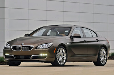 2014 BMW 6 Series Gran Coupe Sedan Review & Release Date