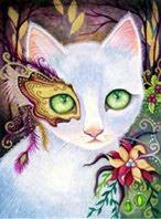 el gato de punto de cruz un blogg para visitar!