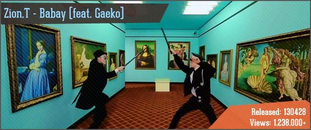 Zion.T - Babay ft. Gaeko