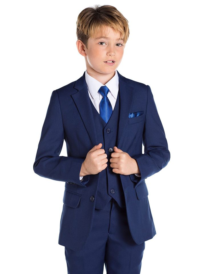 But these days with designers designing a huge number of options for kid's suits, picking the best suit for your boy should not be a problem anymore. The color options available for boy's suits While you shop for kids suits, you might think that only some colors will suit the kid while they wear a suit.