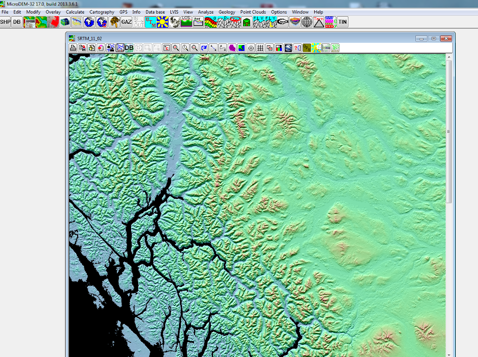 Forest rendering project procedural forest generation with strm first i use the srtm elevation database to generate a height map image of an area this image is easy to match up with other maps as overlays gumiabroncs Gallery