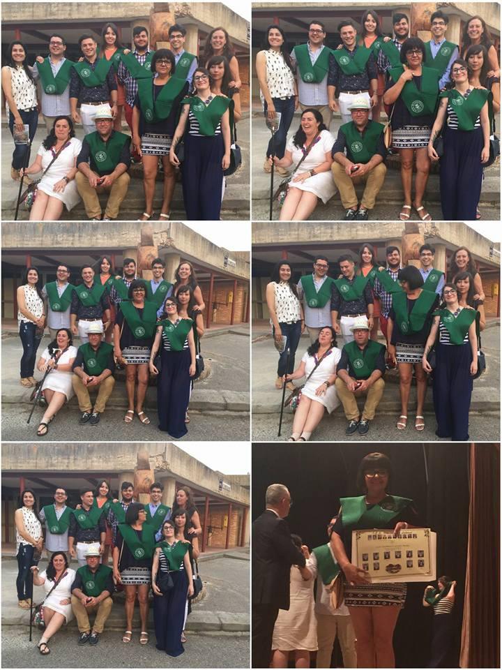 Por fin la Graduación 28/07/2016