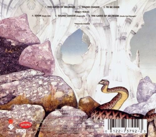 YES - Relayer - resenha do álbum