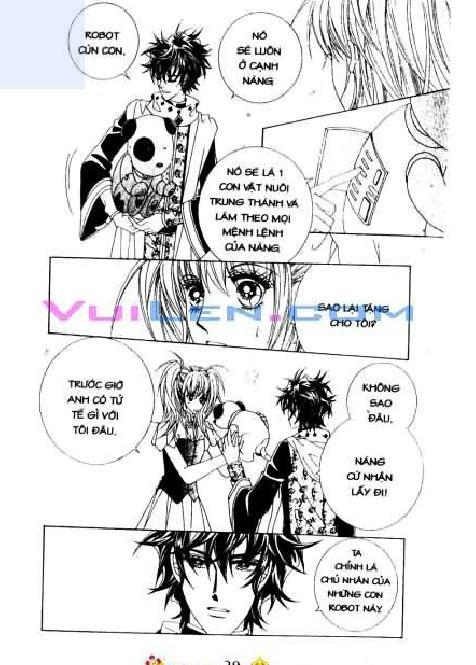Công chúa của tôi Chapter 7 - Trang 26