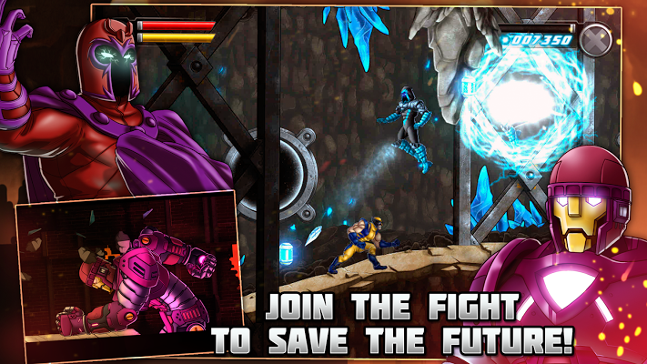 X-Men Days of Future Past v1.0 APK