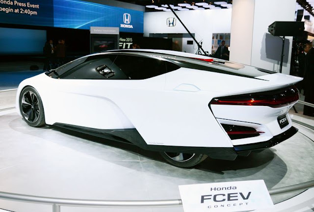 2016 Honda FCEV Concept, Release Date and Price