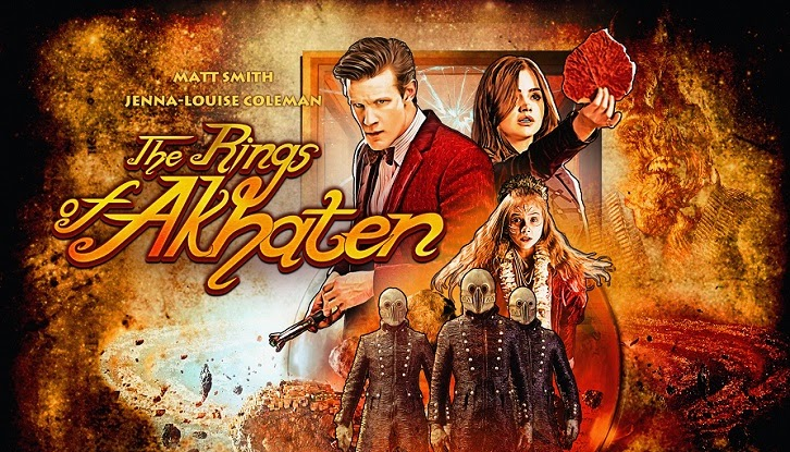 Doctor Who - Episode 7.08 - The Rings of Akhaten - Teasers [UPDATED]