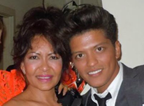 Bruno mars mom submited images pic 2 fly picture