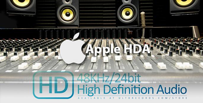 AppleHDA trong tầm tay - Patch AppleHDA Request