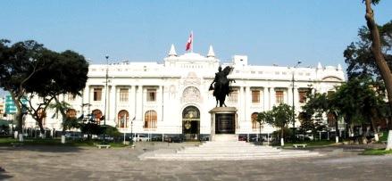 Foto del Congreso de la República del Perú