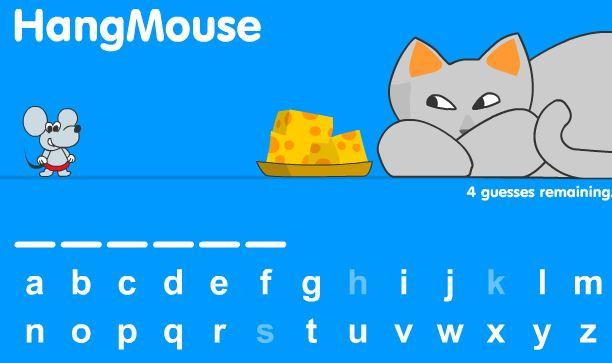 hang mouse