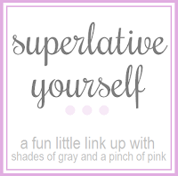 Shades of Gray and a Pinch of Pink