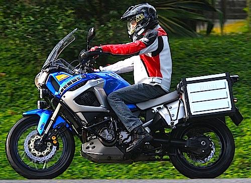Yamaha xt 1200z super t n r moto suv autoentusiastas for Tenere sinonimo
