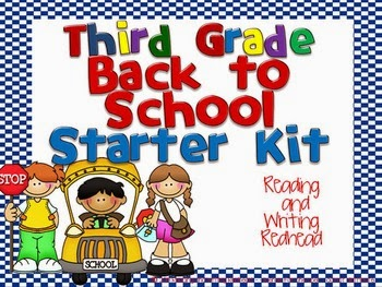 http://www.teacherspayteachers.com/Product/Third-Grade-Back-to-School-Starter-Kit-1305341