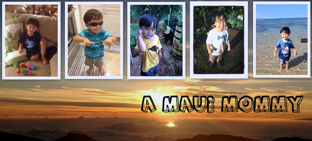 A Maui Mommy
