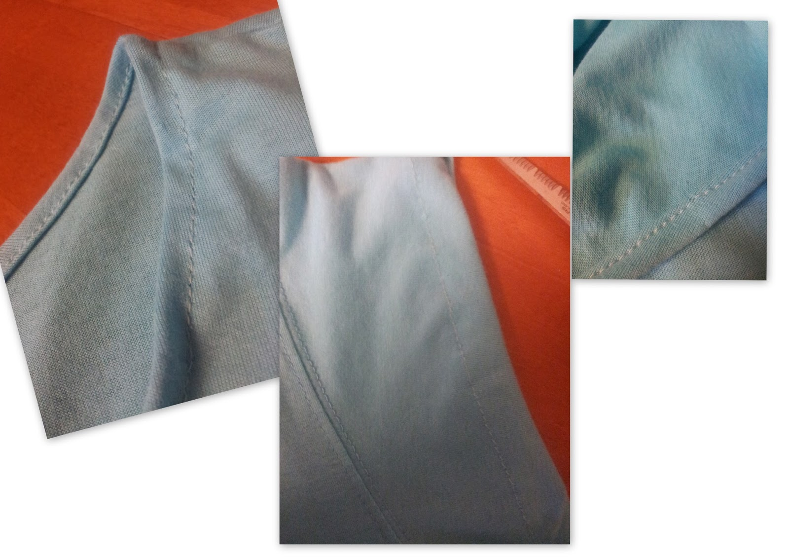 Step 3. Leikkaa vanhasta paidasta printti irti jättäen noin 1cm reunaa  kuvaan. Laita nuppineuloin kiinni ja ompele kuva kiinni suoralla haluttuun  kohtaan. 8131fd6f53