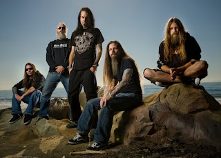 vokalis Lamb of god dipenjara