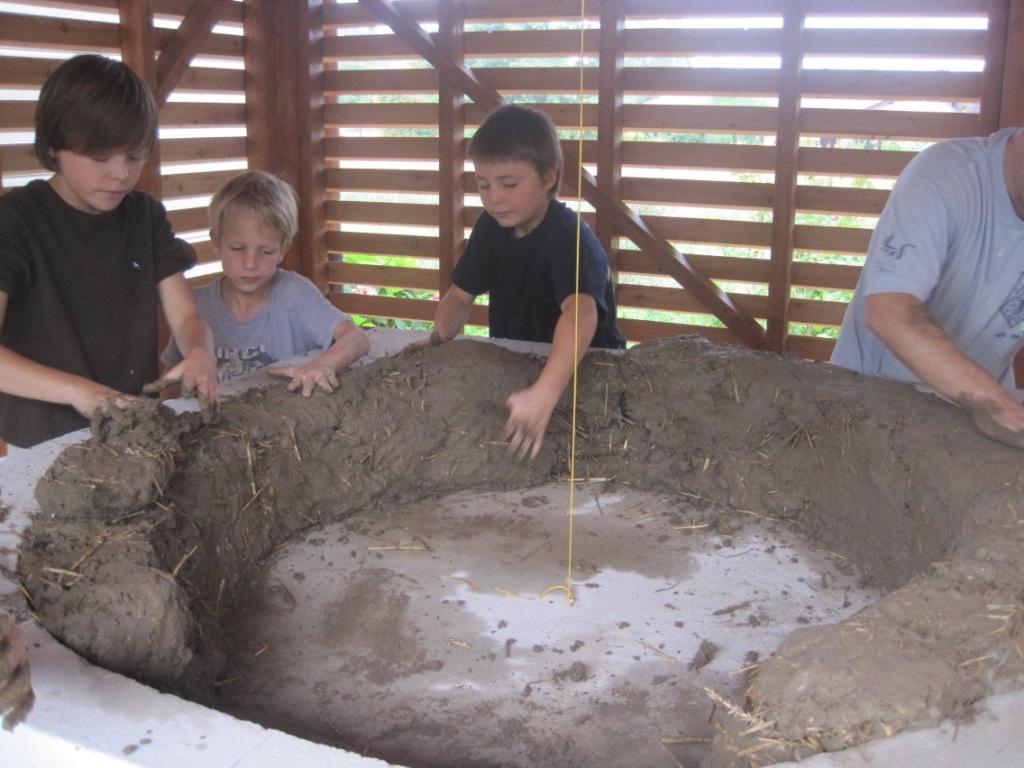 Le blog du japlo le four pain for Four a pain construction