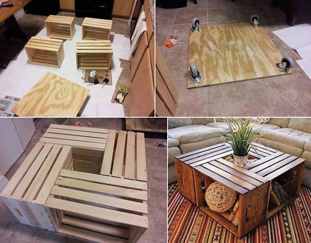 diy rejas de madera