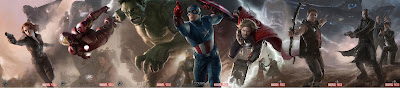 Marvel Avengers Assemble movie 2012