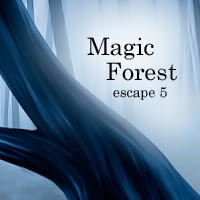 Juegos de Escape Magic Forest Escape 5