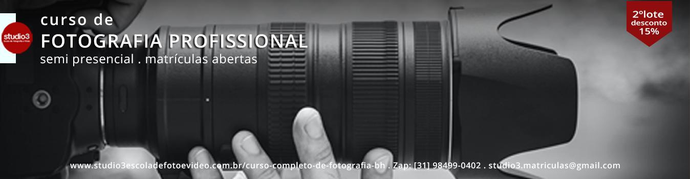 STUDIO3 ESCOLA DE FOTOGRAFIA E VÍDEO