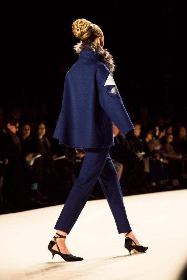 Carolina Herrera Fall 2014 NYFW by Cool Chic Style Fashion