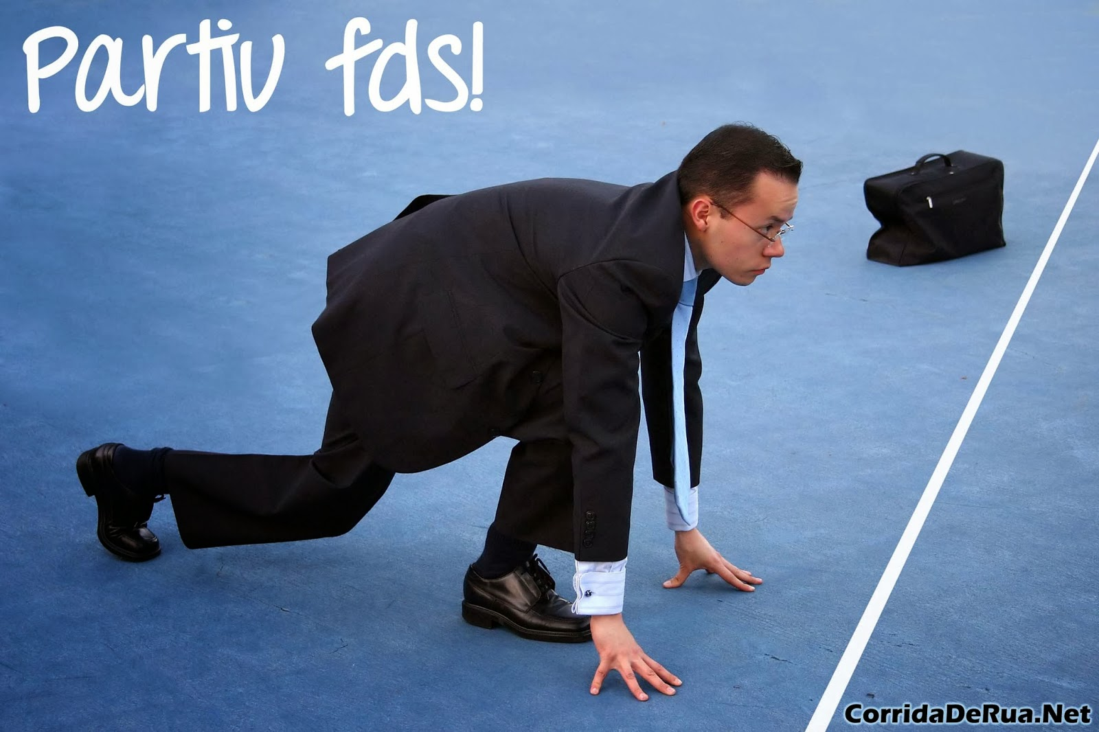 #Partiu FDS! Corrida de Rua