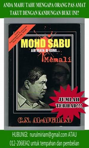 Buku yang ditakuti PAS