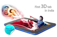 3D android tablet