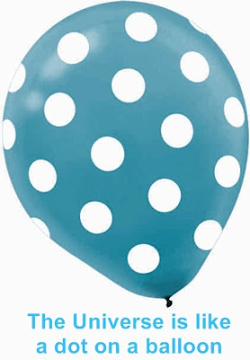Balloon with dots