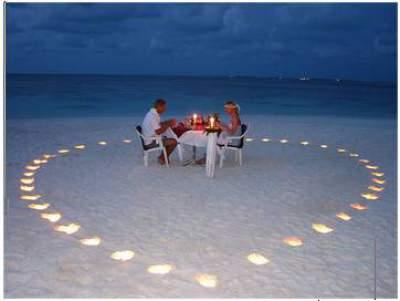 suasana romantis