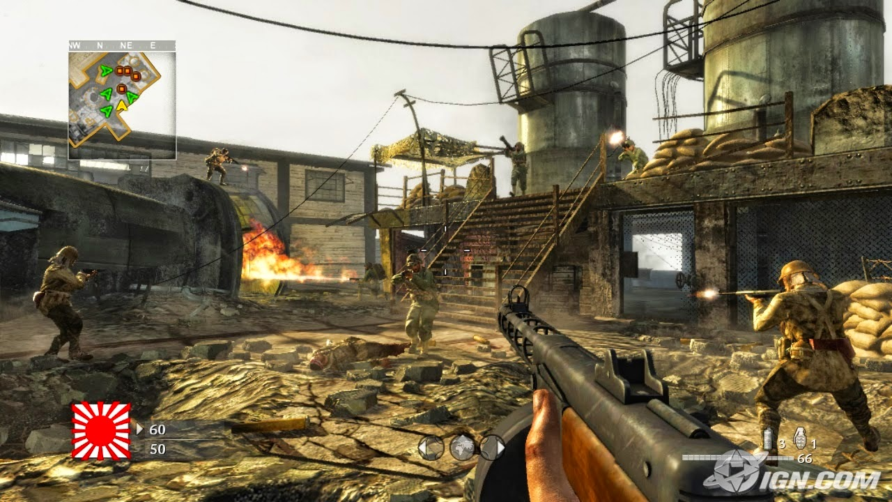 Download Game Call of Duty 5 World at War Full Version