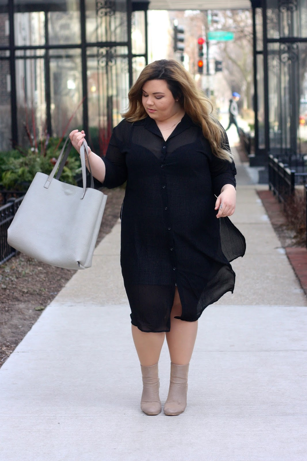 Day To Day Natalie In The City A Chicago Plus Size Fashion Blog