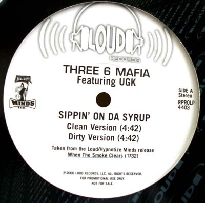 Three_6_Mafia-Sippin_On_Da_Syrup_(Promo_Single)-2000-RNS