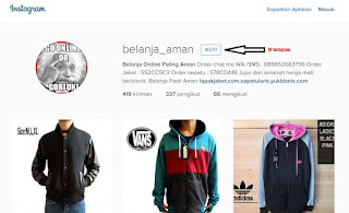 Cara download gambar di instagram