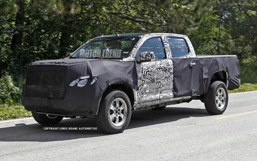 2014 Chevy Colorado Release Date, Price and Specs