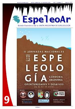 Unión Argentina Espeleología