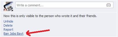 طريقة حظر وإلغاء الحظر معجبي الصفحات العامة في موقع فيس بوك