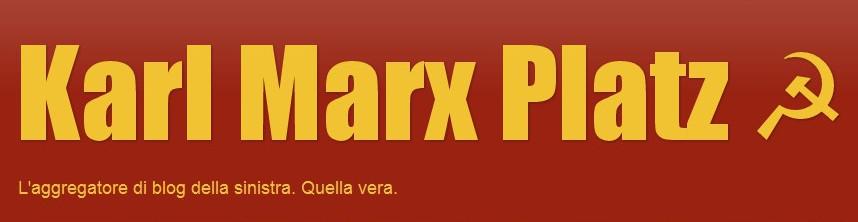 Karl Marx Platz ☭