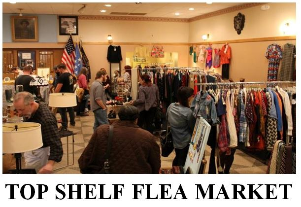 The Top Shelf Flea