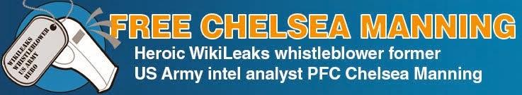 Visselblåsaren <br> Chelsea Manning