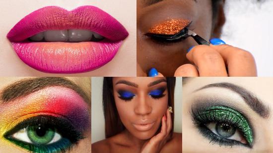 ideias maquiagem carnaval