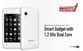 Review Smartfren Andromax i New