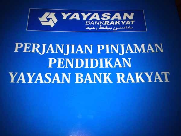 Cara Cara Langkah2 Memohon Yayasan Bank Rakyat Mujahidah Fisabilillah Insyaallah