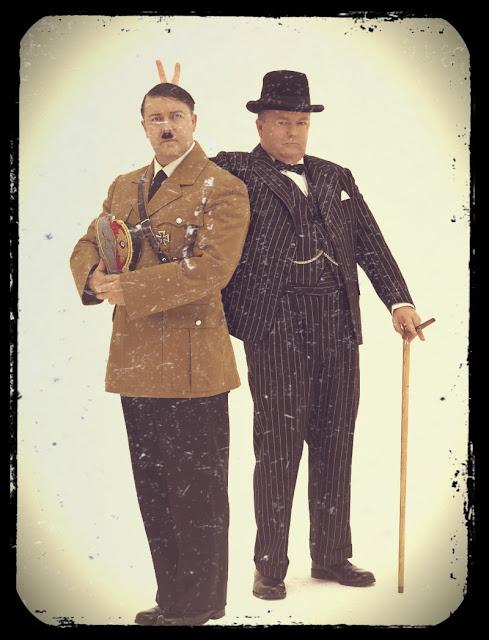 """Histoire cachée : En 1941, Hitler avait bien fait une offre de paix que Churchill a refusé pour des """"raisons morales"""" !  Hitler+Churchill+2"""