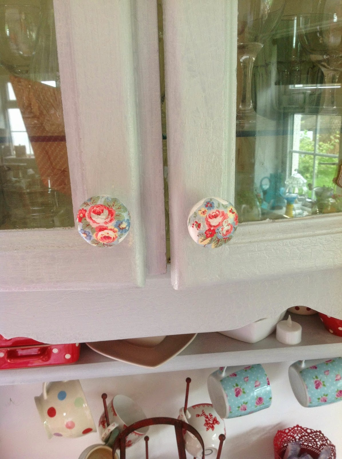 Handmade christmas robin decoration claire hurd design - Finally Attach Them To The Cubpoard Stand Back And Smile At Your Handiwork O
