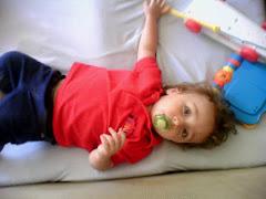 Tres fotos nuevas de Nicolás Ignacio.. En su retorno a las actividades